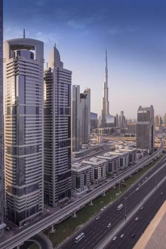 هتل Emirates Grand دبی