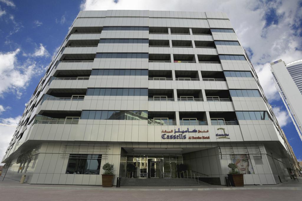 هتل Cassells Aa Barsha دبی