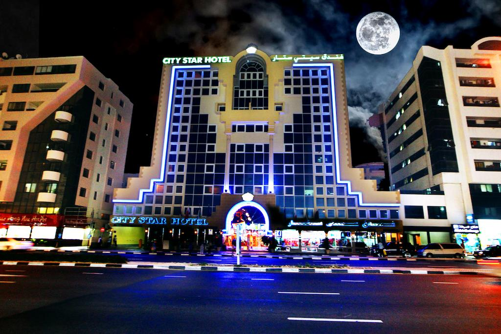 هتل City Star دبی