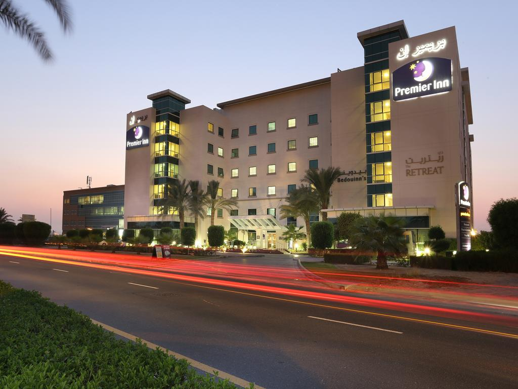 هتل Premier Inn Dubai Investment Park دبی