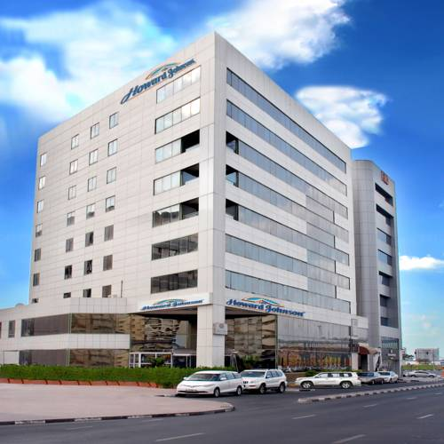 هتل Howard Johnson Bur Dubai دبی