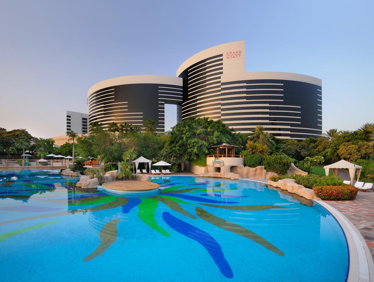 هتل Grand Hyatt دبی