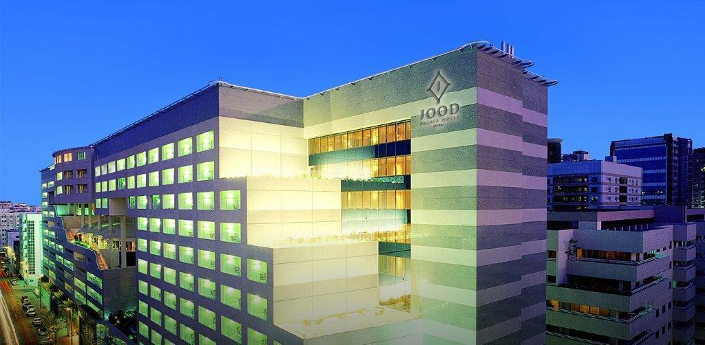 هتل Taj Palace) Jood Palace) دبی