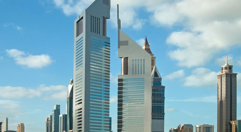 هتل Jumeirah Emirates Towers دبی