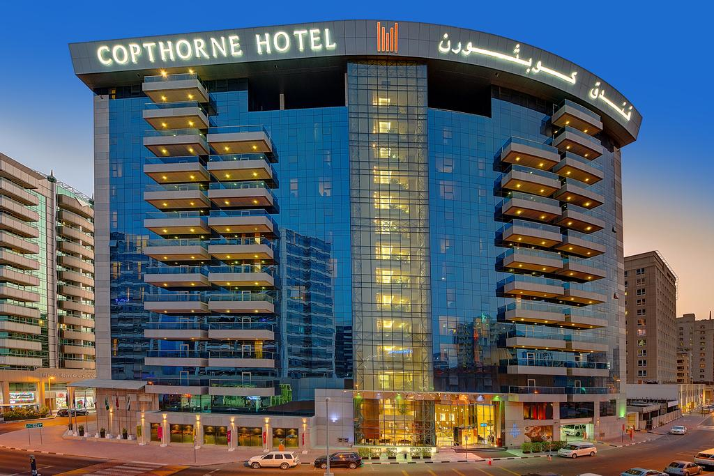 هتل Copthorne دبی