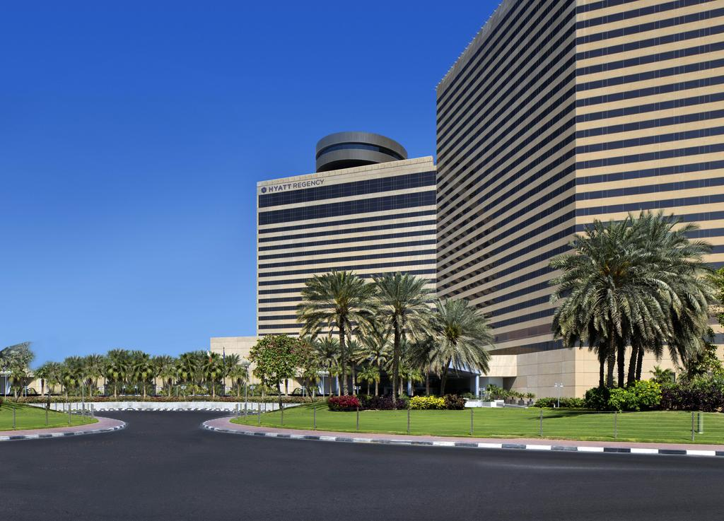 هتل Hyatt Regency دبی