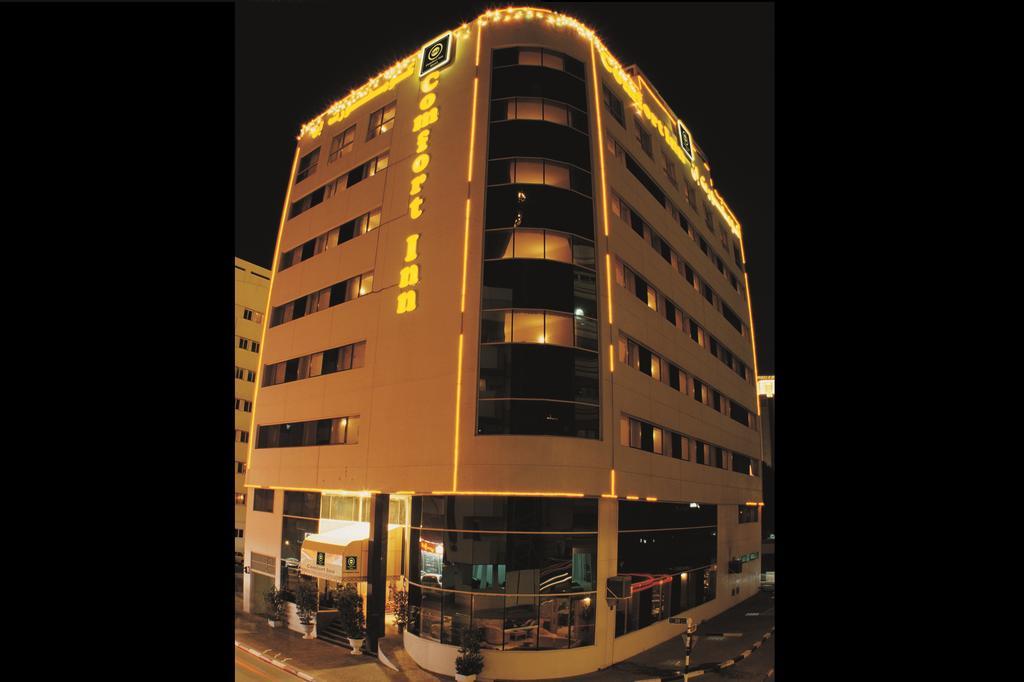 هتل Comfort Inn دبی