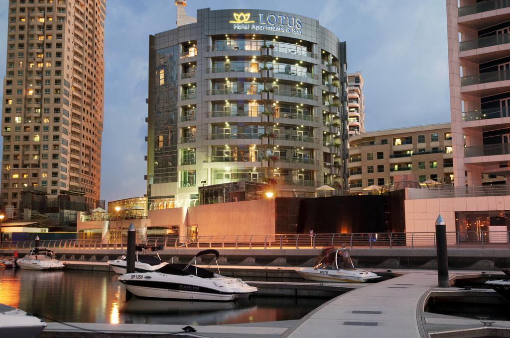 هتل Lotus دبی