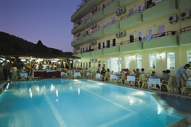 هتل Asia Beldibi آنتالیا