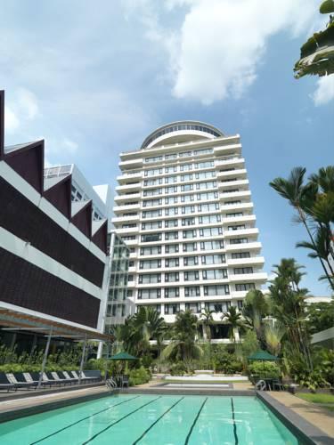 هتل Federal کوالالامپور