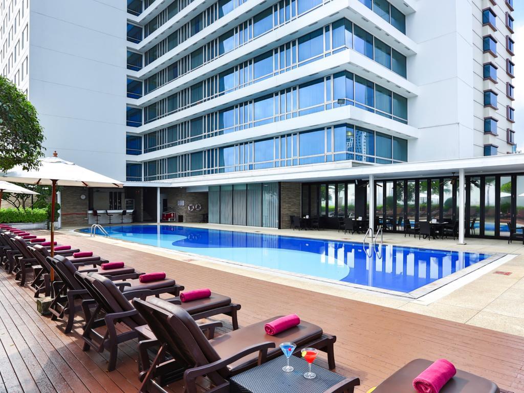 هتل eastin makkasan بانکوک