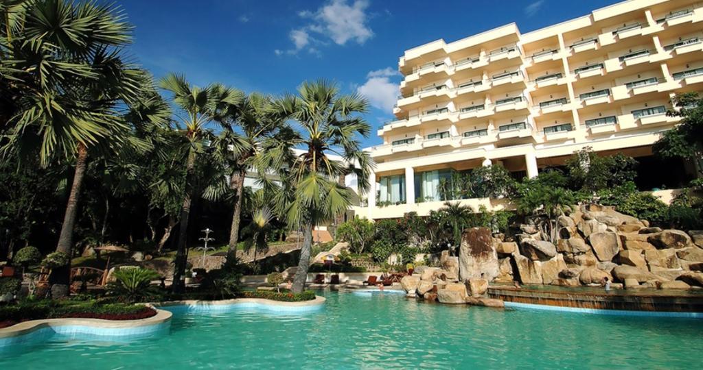 هتل Garden Sea View Resort پاتایا