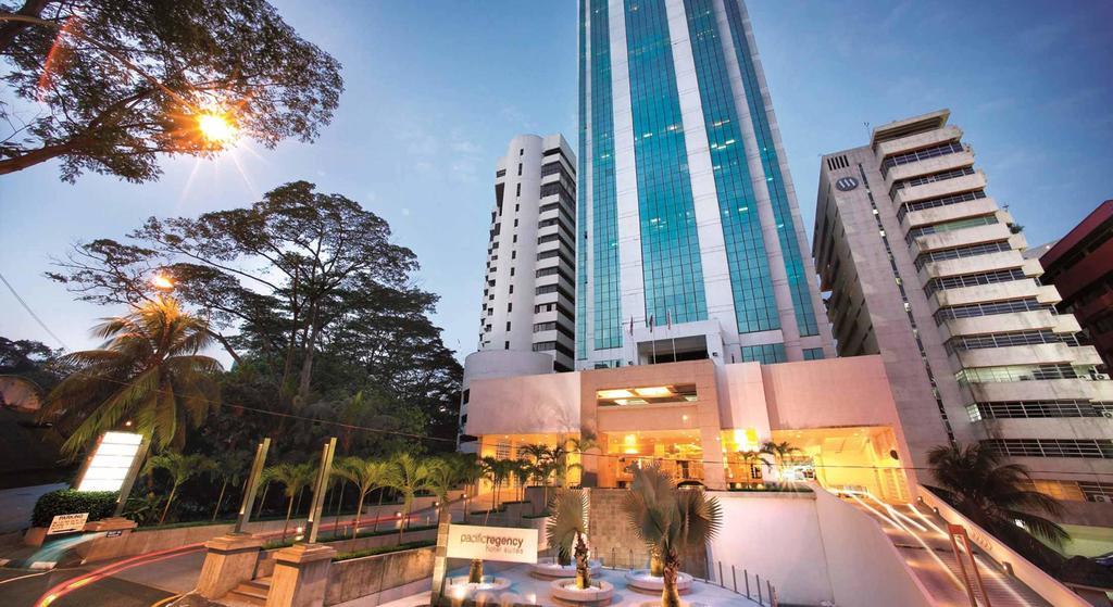 هتل Pacific Regency کوالالامپور