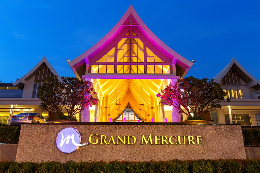 هتل Grand Mercure Patong پوکت