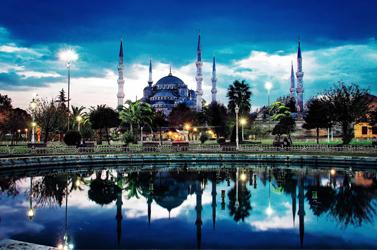 تور استانبول 16 مهر 96