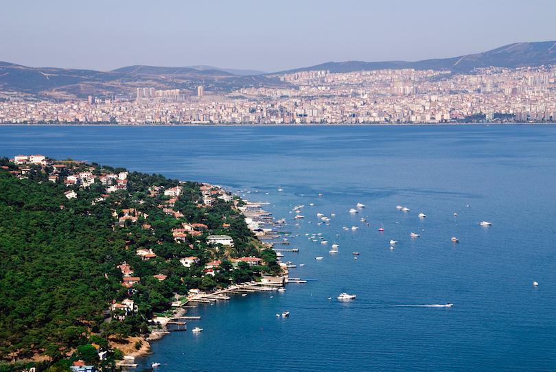 6 مورد از بهترین مسافرتهای روزانه در اطراف استانبول