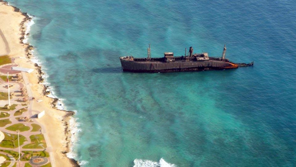 کشتی یونانی (تور لحظه آخری کیش)
