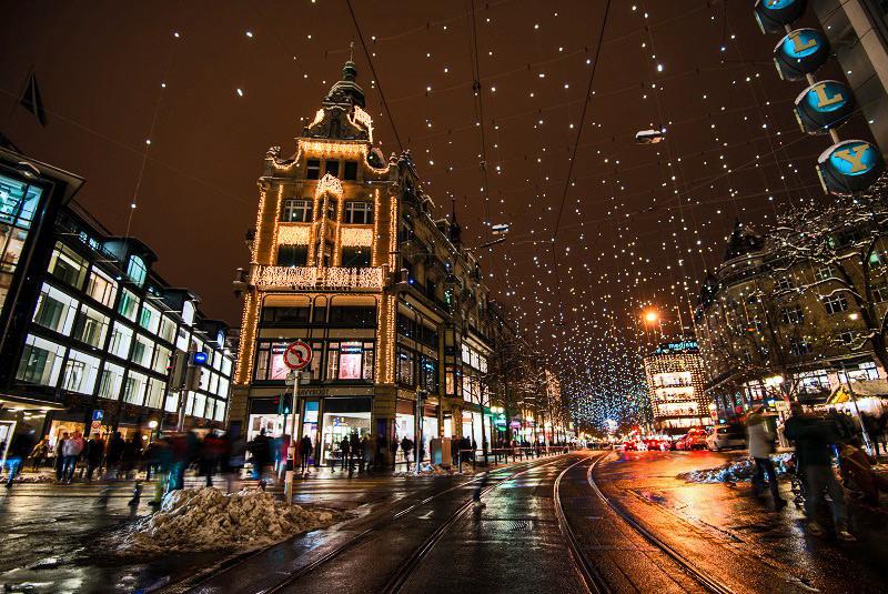بازار خیابان بانهوف