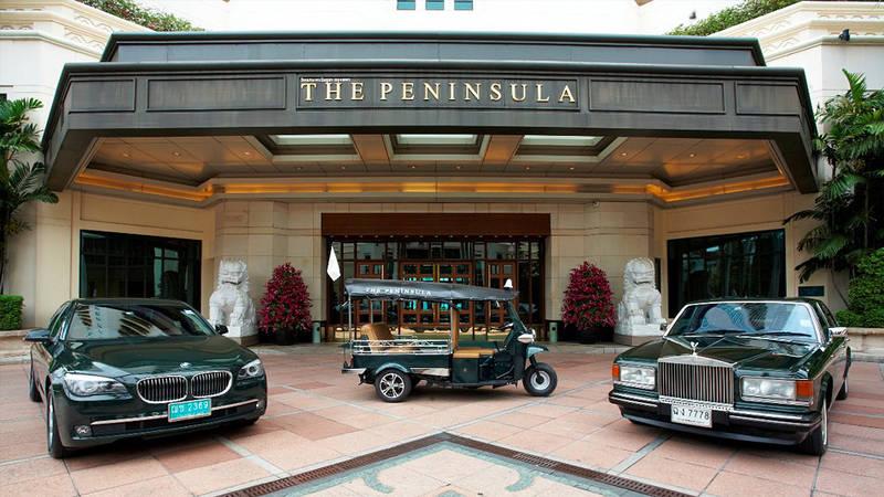 هتل پنینسولا