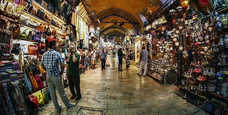 چگونه در بازار بزرگ استانبول و جاهای دیگر آن، حرفهای خرید کنیم