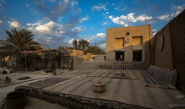 خانه مردم شناسی بومیان کیش ایران