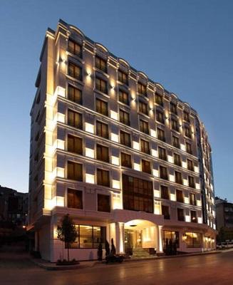 هتل dora استانبول