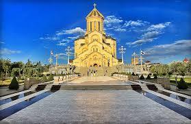 کلیسا جامع تثلیث تفلیس