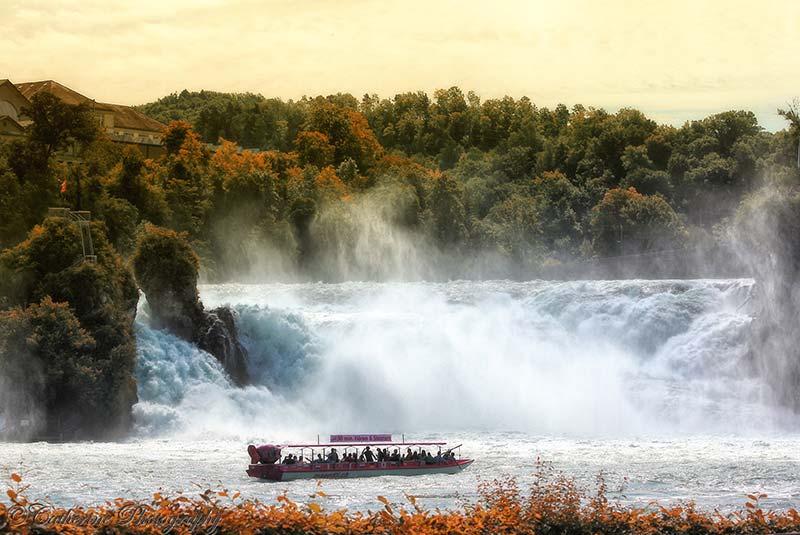 آبشار راین سوییس