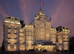 هتل اتریر سوئیس