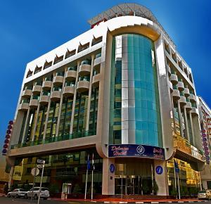 هتل دلمون دبی