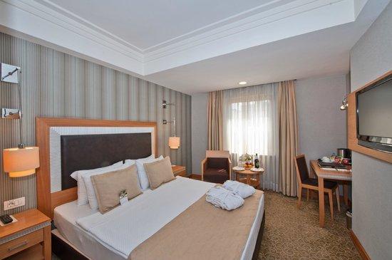 هتل grand s استانبول