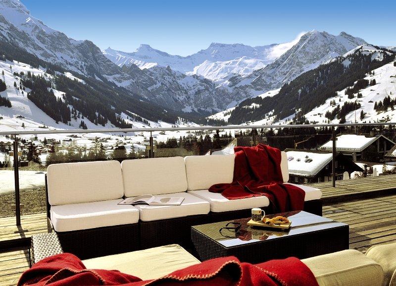 هتل د کامبرین ادلبودن سوئیس