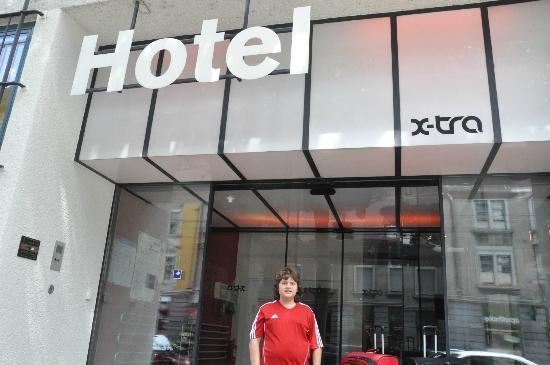 هتل اکسترا زوریخ