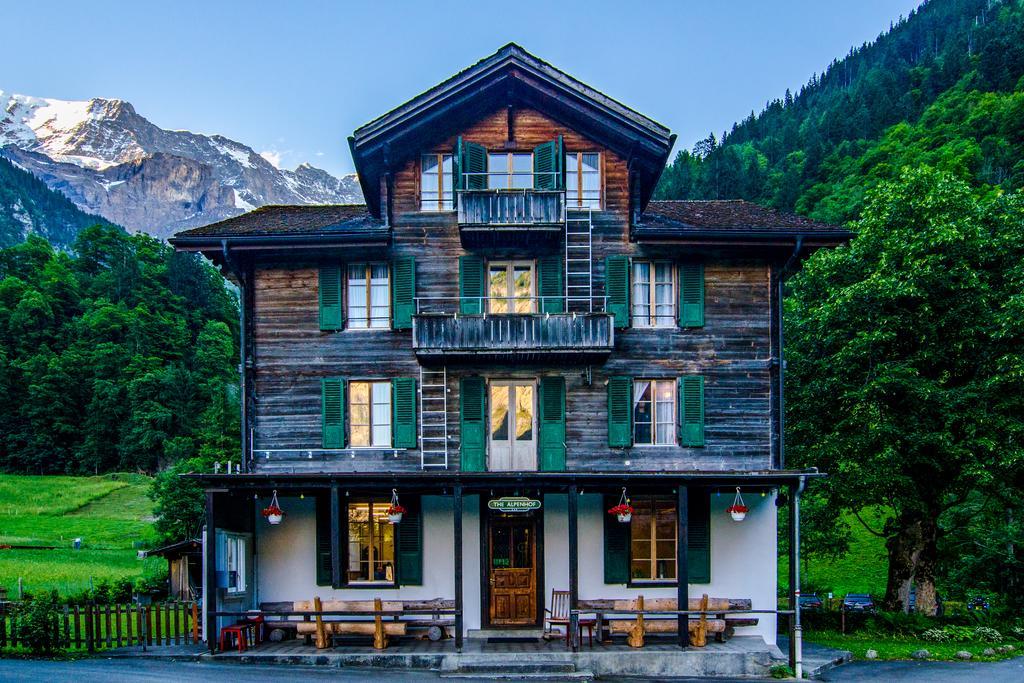 هتل آلپنهوف سوئیس