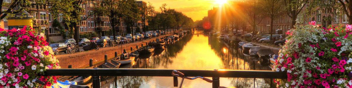 کشور زیبای هلند