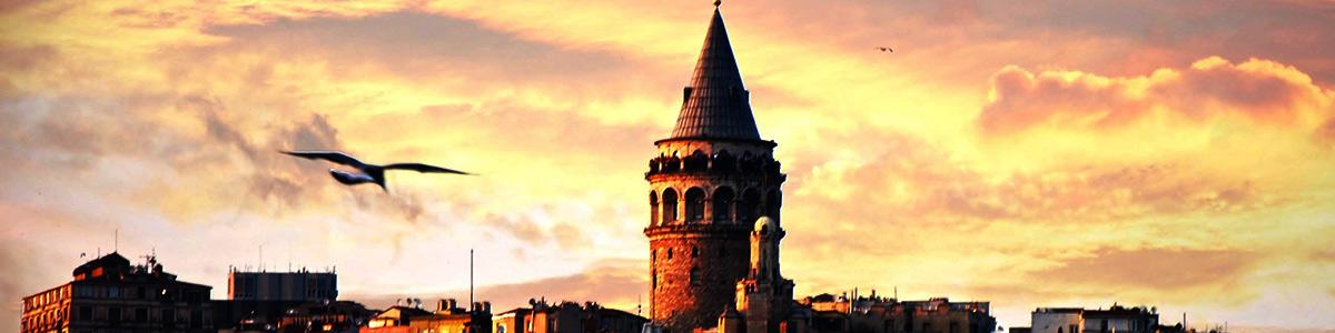 میدان گالاتا در استانبول ترکیه مکانی ایده آل و جذاب برای توریستان است