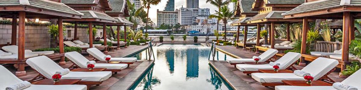 هتل لوکس و لاکچری پنینسولا در تایلند