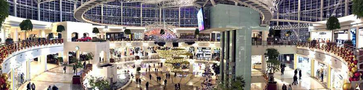 مرکز خریدی لوکس در بهترین مکان شهر استانوبل
