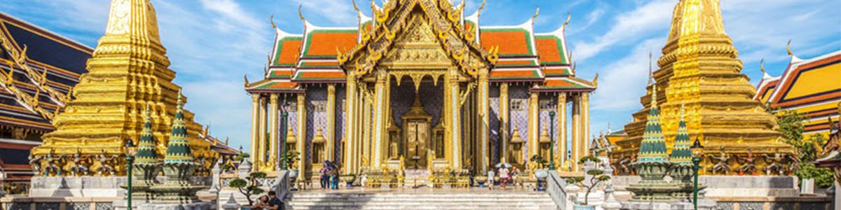 از دیدنی ترین اماکن شر بانکوک
