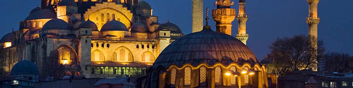 مسجدی زیبا و فوق العاده در استانیول