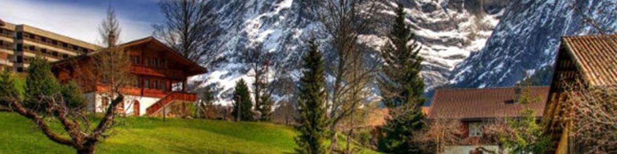 کشور رویایی سوئیس