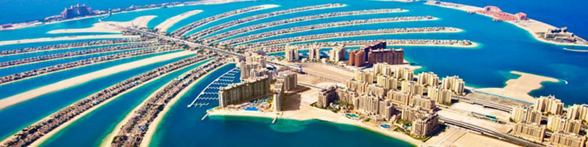 منطقه ای شگفت انگیز در دبی