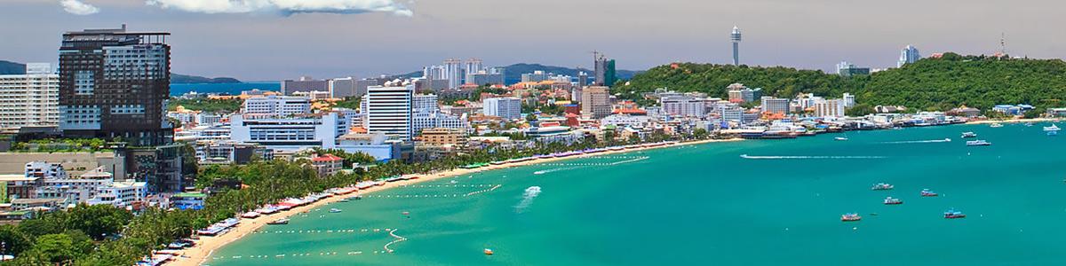 شهر پاتایا در تایلند