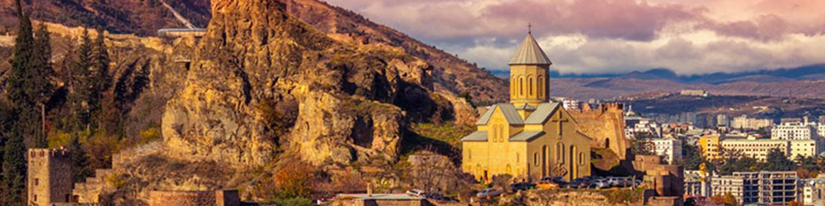 قلعه ای پرطرفدار و دیدنی در شهر تفلیس