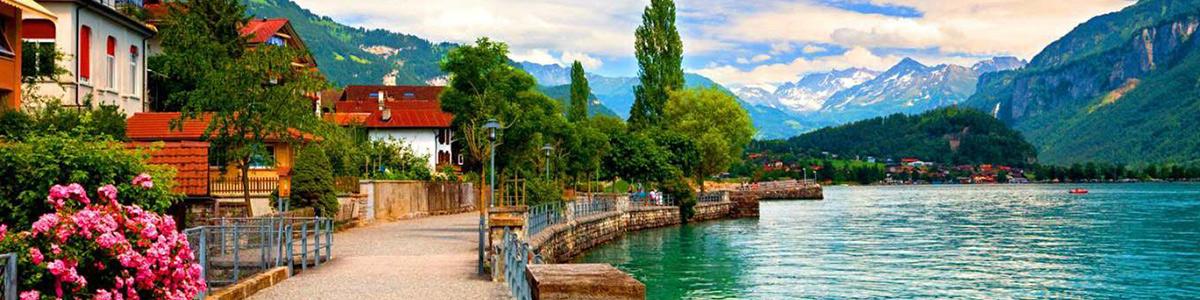 کشور زیبای سوئیس