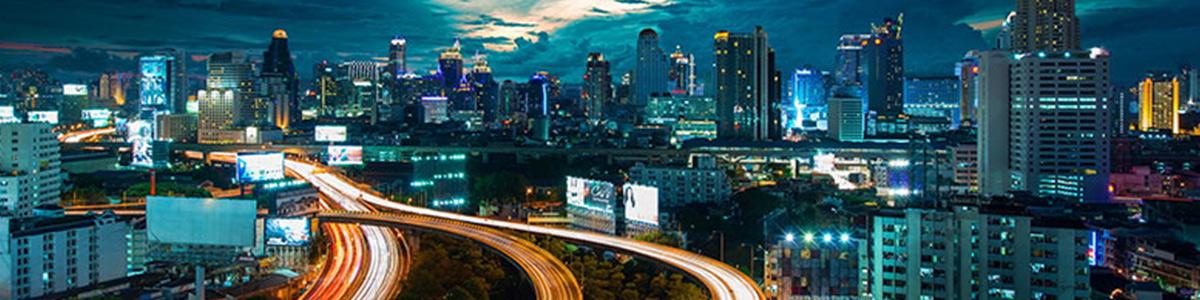 شهری زیبا ودیدنی در شهر بانکوک
