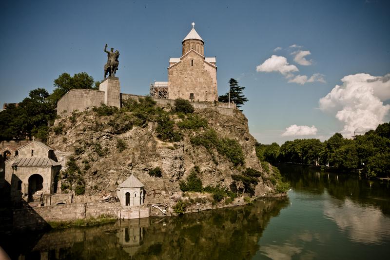 نارین قلعه از اماکن دیدن در کشور گرجستان