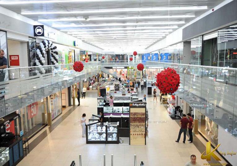 مرکز خرید کارواسلا در کشور دیدنی گرجستان