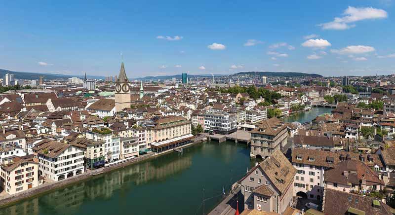 تور زیبای سوئیس