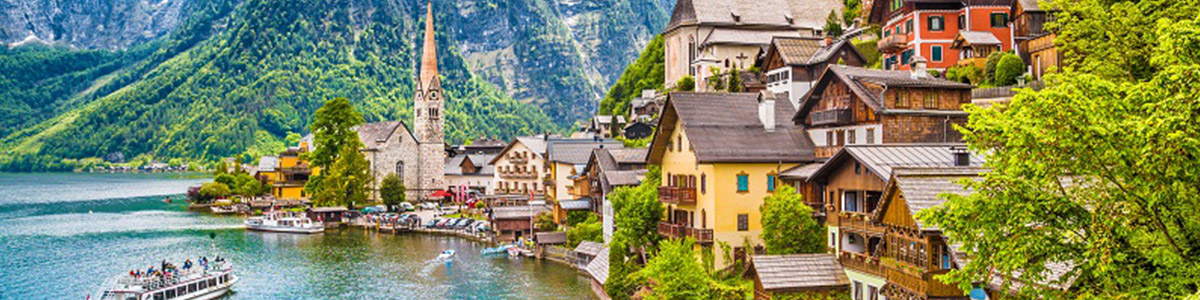 نمایی خارق العاده از کشور زیبای اتریش
